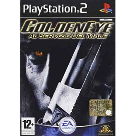 Golde Eye: Al Servizio Del Male – PS2 [Versione Italiana]