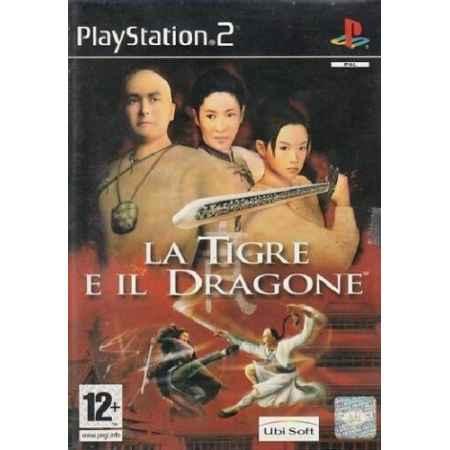 La Tigre E Il Dragone – PS2 [Versione Italiana]