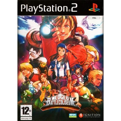 Neo Geo Battle Coliseum – PS2 [Versione Italiana]