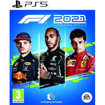 F1 2021 (Formula 1) - Prevendita PS5 [Versione EU Multilingue]