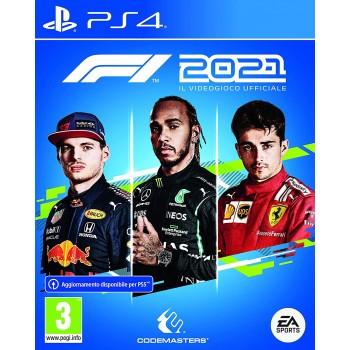 F1 2021 (Formula 1) - Prevendita PS4 [Versione EU Multilingue]