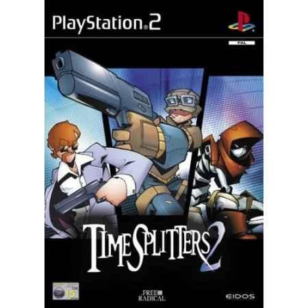 Timesplitters 2 – PS2 [Versione Italiana]
