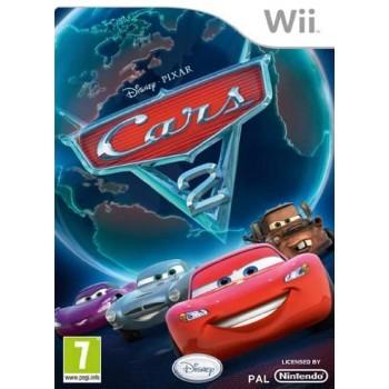 Disney Pixar Cars 2 - WII [Versione Italiana]