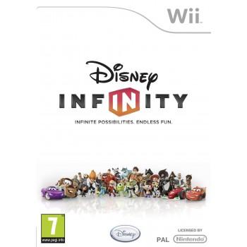 Disney Infinity (Solo Software) - WII [Versione Italiana]