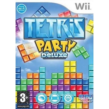 Tetris Party Deluxe - WII [Versione Italiana]