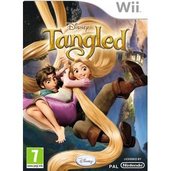 Disney Rapunzel - WII [Versione Inglese Multilingue]