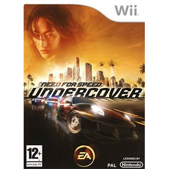 Need for Speed: Undercover - WII [Versione Italiana]