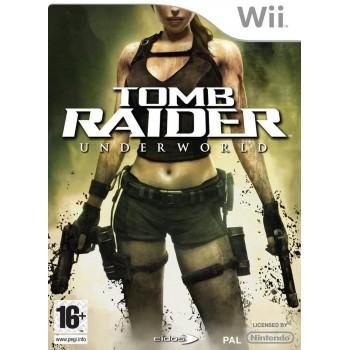 Tomb Raider: Underworld - WII [Versione Inglese Multilingue]
