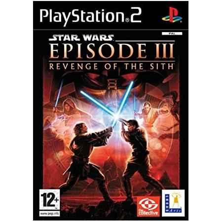 Star Wars: Episodio III La vendetta Dei Sith – PS2 [Versione Italiana]