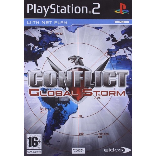 Conflict: Global Storm – PS2 [Versione Italiana]