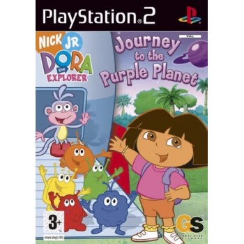 Dora The Explorer: Journey To The Purple Planet - PS2 [Versione Inglese]