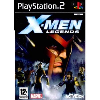 X-Men Legends - PS2 [Versione Inglese]