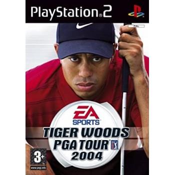 Tiger Woods PGA Tour 2004 - PS2 [Versione Inglese]