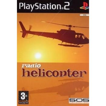 Radio Helicopter  - PS2 [Versione Spagnolo Multilingue]