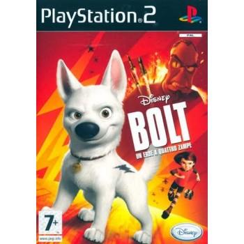 Bolt Il Super Cane - PS2 [Versione Francese]