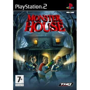 Monster House - PS2 [Versione Francese/Tedesco]