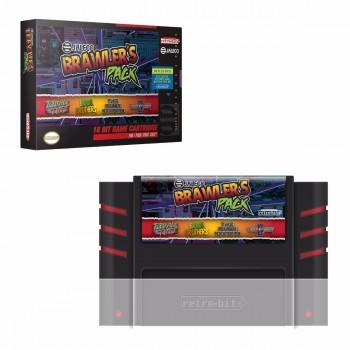 Jaleco Brawler's Pack (Retro-Bit) - SNES [Versione Inglese]