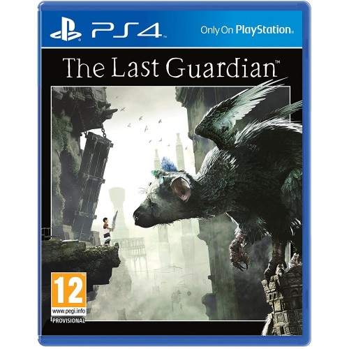 The Last Guardian - PS4 [Versione EU Multilingue]