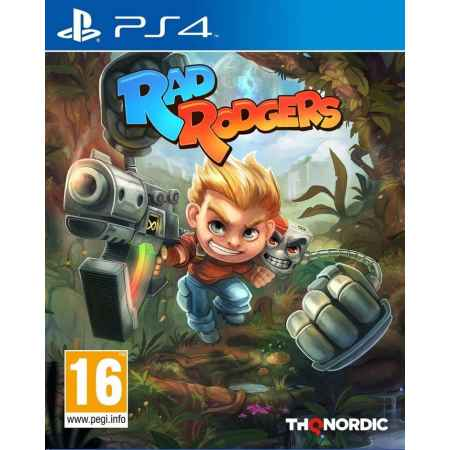 Rad Rodgers: World One - PS4 [Versione Italiana]