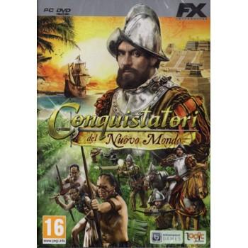 Conquistatori del Nuovo Mondo - PC GAMES [Versione Italiana]