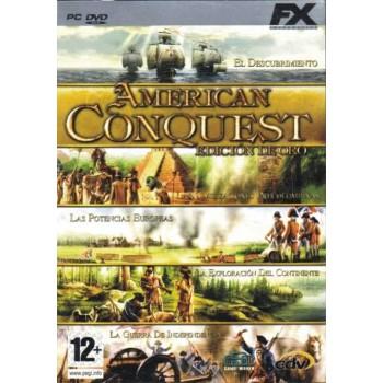 American Conquest Edizione Oro  - PC GAMES [Versione Italiana]