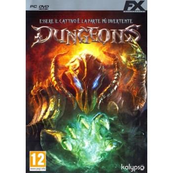 Dungeons Edizione Oro (Cofanetto) - PC GAMES [Versione Italiana]