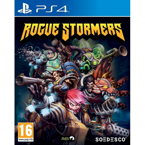 Rogue Stormers - PS4 [Versione Italiana]