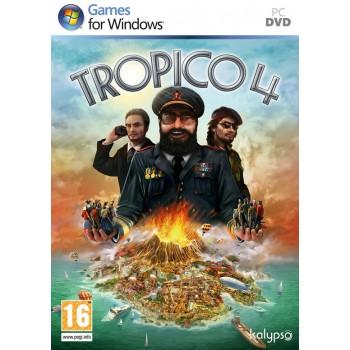 Tropico 4   (Non Sigillato) - PC GAMES [Versione Italiana]