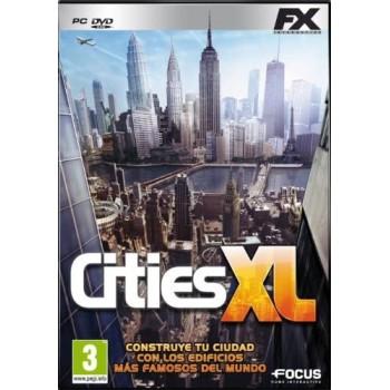 Cities XL - PC GAMES [Versione Italiana]