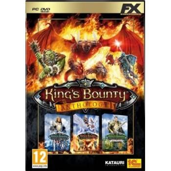 King's Bounty Anthology (Non Sigillato) - PC GAMES [Versione Italiana]