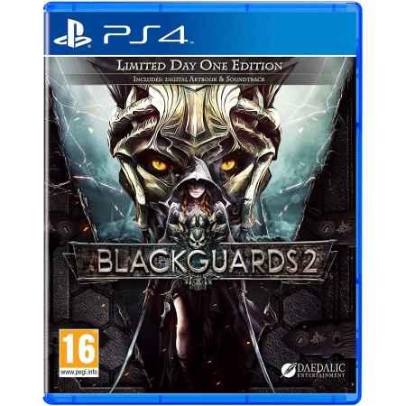 Blackguards 2  - PS4 [Versione Italiana]