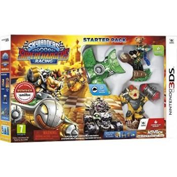 Skylanders SuperChargers Racing - Starter Pack - Nintendo 3DS [Versione Italiana]