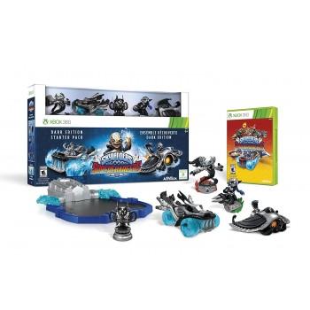 Skylanders SuperChargers Racing - Starter Pack Dark Edition  - Xbox 360 [Versione Italiana]