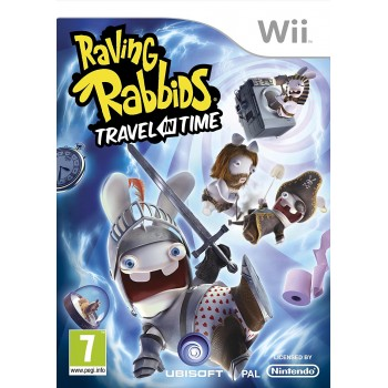 Raving Rabbids Travel In Time - WII [Versione Italiana]