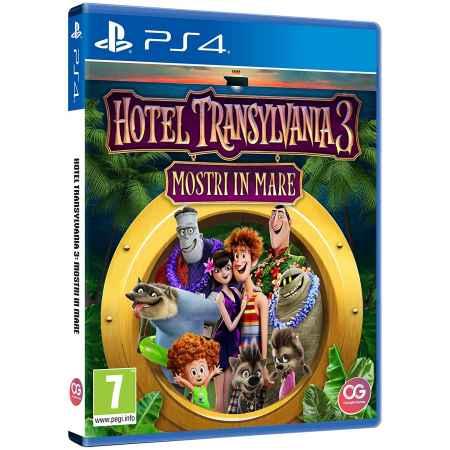 Hotel Transylvania 3: Mostri in Mare - PS4 [Versione Italiana]