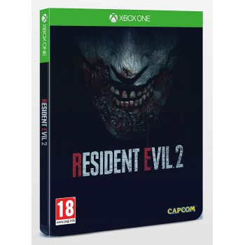 Resident Evil 2 - Limited Edition (Steelbook) - Xbox One [Versione EU Multilingue]