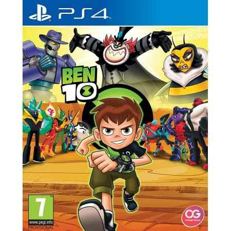 Ben 10 - PS4 [Versione Italiana]