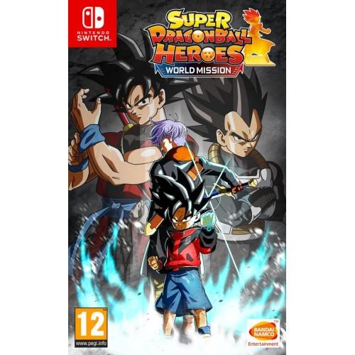 Super Dragon Ball Heroes: World Mission - DayOne Edition - Nintendo Switch [Versione EU Multilingue]