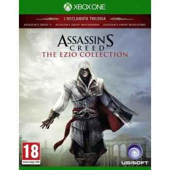Assassin's Creed - The Ezio Collection- Xbox One [Versione Italiana]