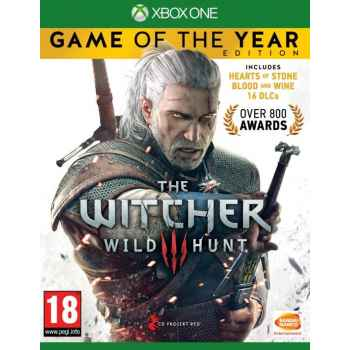 The Witcher 3: Wild Hunt GOTY Edition  - Xbox One [Versione Italiana]