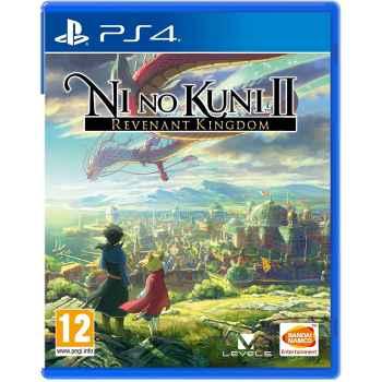 Ni No Kuni 2: il Destino Di un Regno  - PS4 [Versione EU Multilingue]