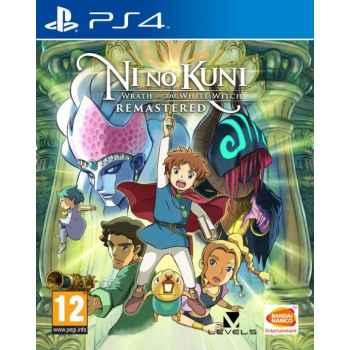 Ni No Kuni: La minaccia della Strega Cinerea Remastered - PS4 [Versione Italiana]