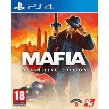 Mafia - Definitive Edition - PS4 [Versione EU Multilingue]