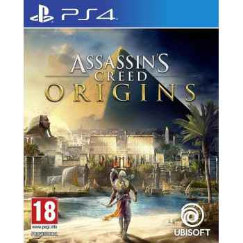Assassin's Creed Origins  - PS4 [Versione Italiana]