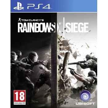 Tom Clancy's Rainbow Six: Siege  - PS4 [Versione Italiana]