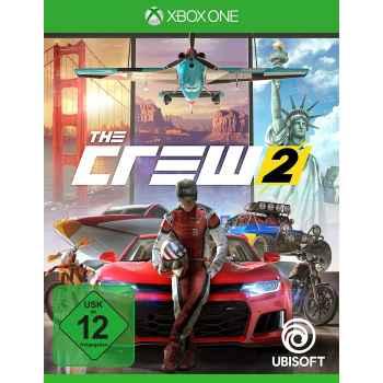 The Crew 2 - Xbox One [Versione Italiana]
