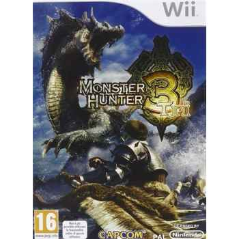 Monster Hunter Tri (Not Be Sold Separately) – WII [Versione Europea]
