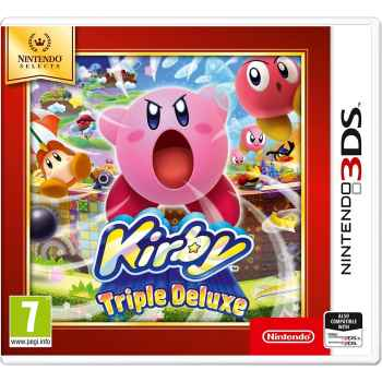 Kirby: Triple Deluxe (Selects)  - Nintendo 3DS [Versione Italiana]