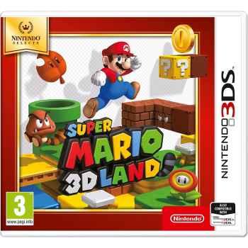 Super Mario 3D Land - Nintendo 3DS [Versione Italiana] [Selects]