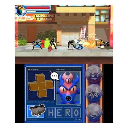 Big Hero 6 - Nintendo 3DS [Versione Italiana]